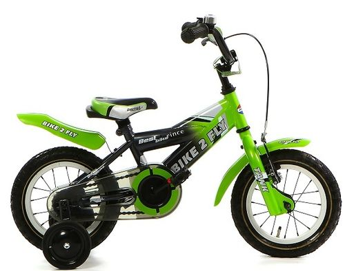 Bike2Fly 12K Groen