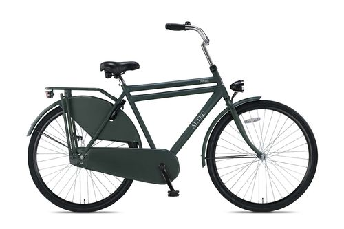 28 inch Opoefiets Army Green 58cm