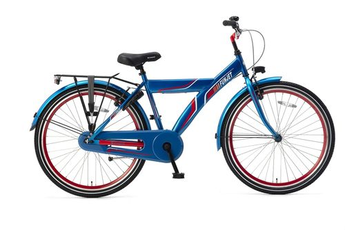 FunJet X 26 inch Blauw - Rood