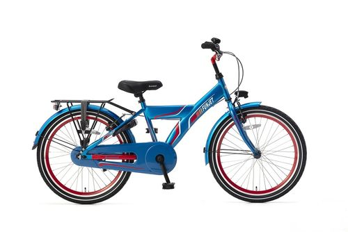 FunJet X 22 inch Blauw - Rood
