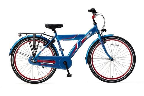 FunJet N3 26 inch Blauw - Rood