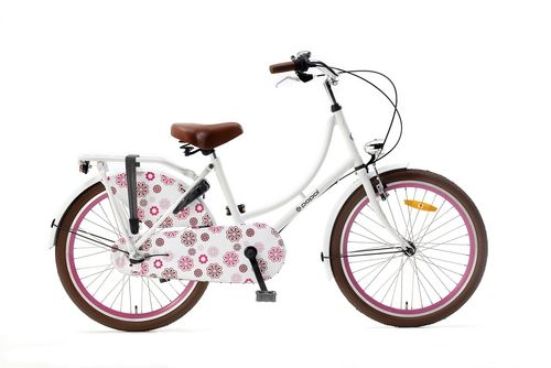Omafiets N3 22 Wit