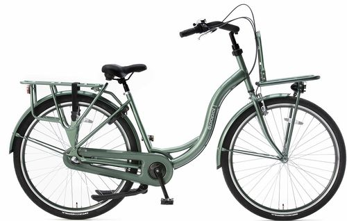 28 inch Moederfiets N3 Mare 47cm Forest Green
